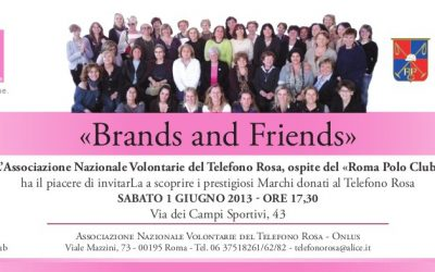 BRANDS AND FRIENDS