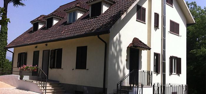 casa rifugio
